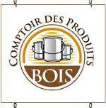 Logo Comptoir des Produits Bois