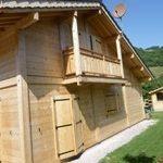 maison en bois traité avec les produits Coriwood